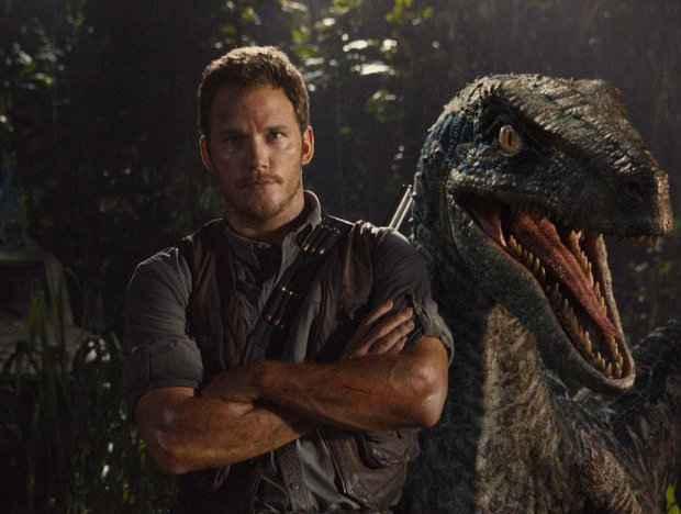 Longa é protagonizado por Chris Pratt. Fotos: Universal/divulgação