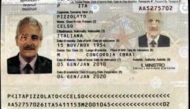 Extradição foi adiada para que Pizzolato responda em dezembro a processo por falsidade ideológica perante a Justiça italiana. Foto: Interpol/Divulgação