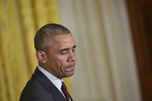 O presidente americano, Barack Obama. Foto: Mandel Ngan/AFP