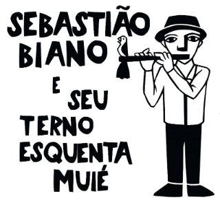 O disco é o primeiro solo de Sebastião Biano, aos 96 anos. Foto: Sesc/Divulgação