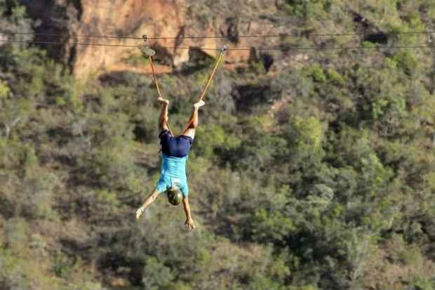 Chapada das Mesas é destino de aventura no Maranhão. Foto: Antônio Cunha/CB/DA Press