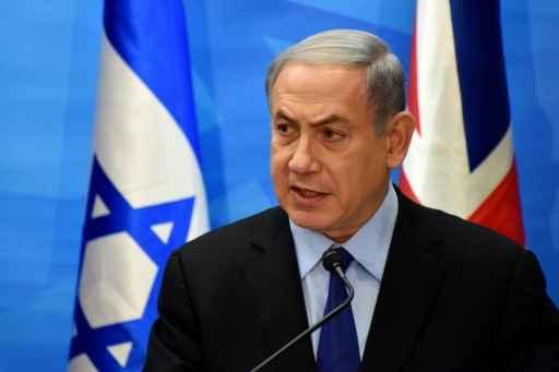 (Arquivo) O premier de Israel, Benjamin Netanyahu. Foto:DEBBIE HILL / POOL/AFP