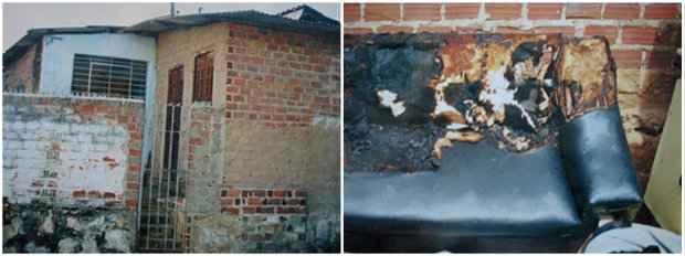 A casa em Beberibe foi cenário de um dos casos mais intrigantes investigados pelo IPPP. Fotos: Arquivo/IPPP
