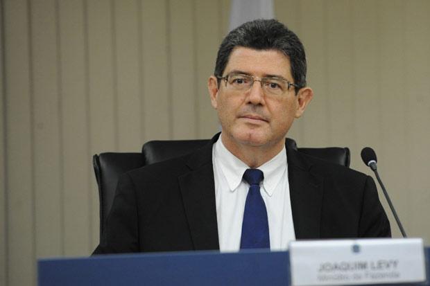 O Ministro da Fazenda, Joaquim Levy. Foto: Elza Fiúza/Agência Brasil