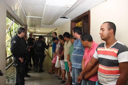 Suspeitos fizeram cerca de 100 vítimas em sete estados. Foto: Polícia Civil do Pará/Divulgação