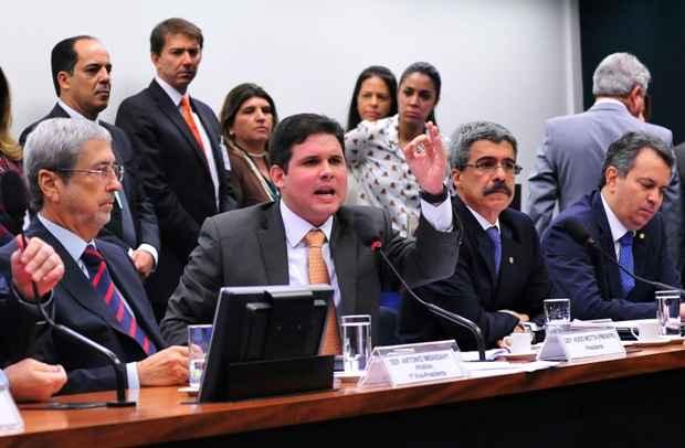 Hugo Motta disse que advogada usou jornal de rede nacional para se vitimizar. Foto: Laycer Tomaz/Agencia Camara/Divulgação