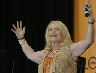 (Arquivo) A cantora Lynn Anderson em Nashville, no dia 6 de junho de 2013 © GETTY IMAGES NORTH AMERICA/AFP/Arquivos Rick Diamond