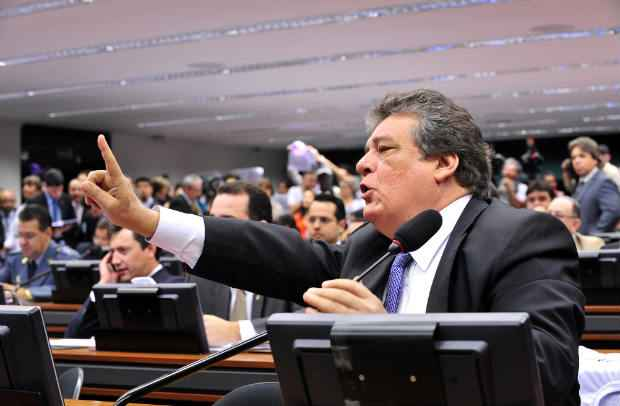 Sílvio Costa (PSC) disse que vai ampliar o confronto com Cunha neste segundo semestre de 2015. (Camara dos Deputados/Divulgacao)