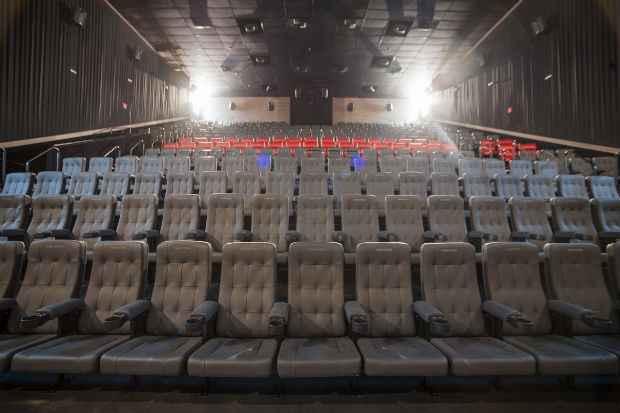 Novas salas são as primeiras da rede Cinesystem em Pernambuco. Foto: Divulgação