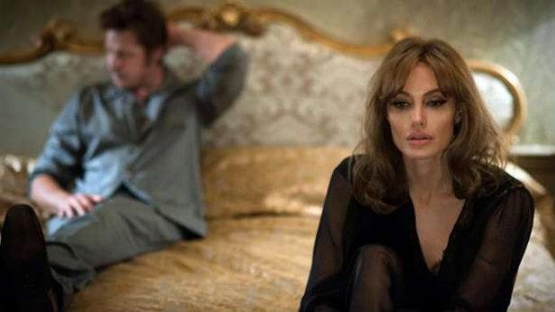 Depois de 10 anos, Jolie e Pitt voltam a contracenar juntos. Foto: Universal Pictures/Reprodução