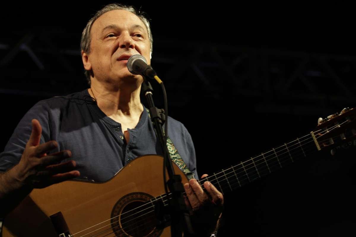 Toquinho é um dos principais parceiros musicais de Vinicius. Foto: ABBC/Divulgação