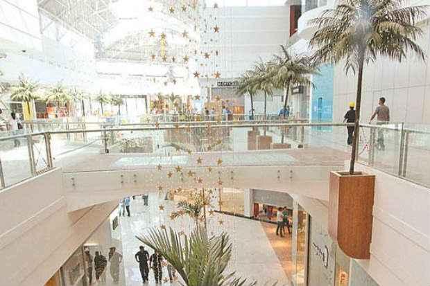 RioMar está com 20 lojas vagas no segundo semestre. Foto: Teresa Maia/DP/D.A Press