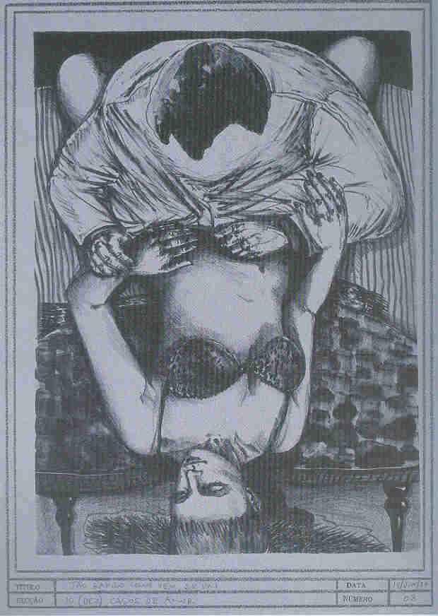 João Câmara também investiu em litografia na série