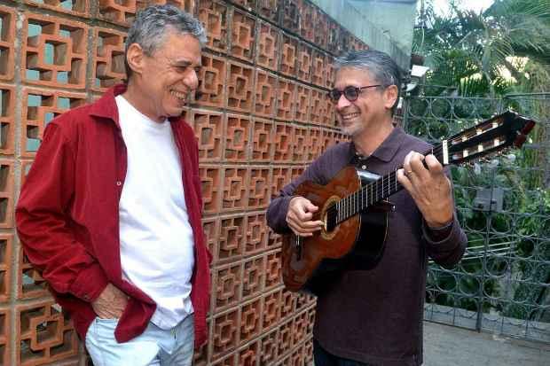 Clássicos de Chico Buarque como Cotidiano ganham nova versão na voz de Zé Renato. Foto: Cristina Ganato