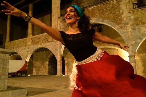 Renata Rosa se apresentou na noite de abertura do Festival de Inverno de Garanhuns. Foto: Facebook/Reprodução