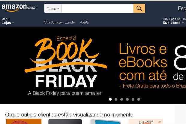 Foto: Amazon/Reprodução