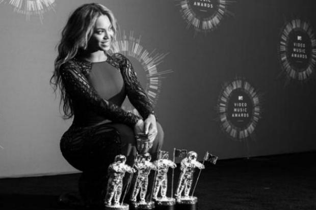 Beyoncé é a pessoa com o maior número de seguidores no Instagram. Foto: Kevin Mazun/Divulgação
