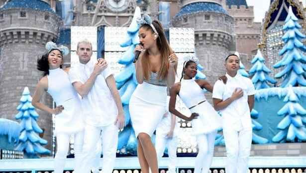 Ariana Grande é dona do terceiro perfil mais seguido na rede social. Foto: Disney/Reprodução