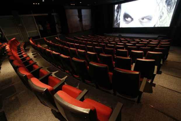 Sala é equipada com projeção 4k, sistema de som 7.1 e 170 lugares. Fotos: Ricardo Fernandes/ DP/ D.A.Press