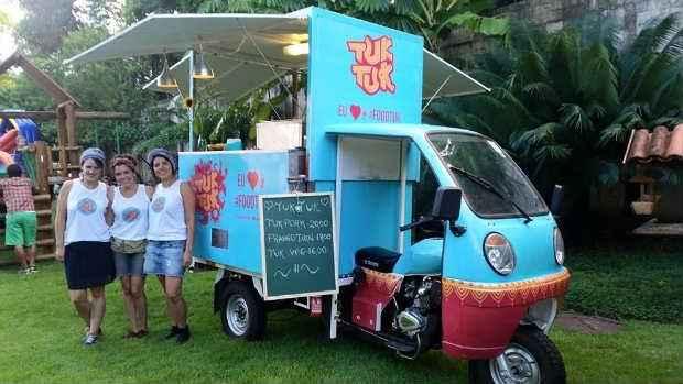 Tuk Tuk investe em pratos asiáticos. Foto: Lead/Divulgação