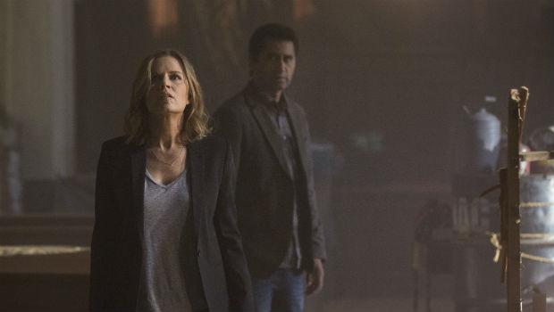 Cena do primeiro episódio: como sobreviver diante do inacreditável? Foto: AMC/divulgação