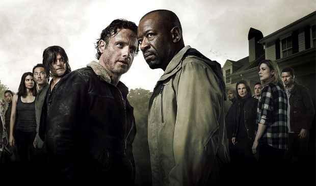 Sexta temporada mostra aventuras do grupo liderado por Rick Grimes na comunidade Alexandria. Foto: AMC/Divulgação