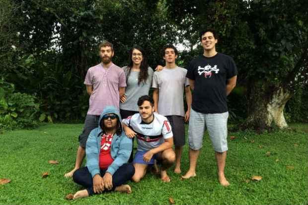 O carimbó ficará por conta da banda Dirimbó. Foto: Facebok/Reprodução