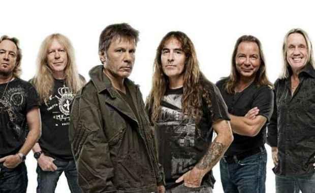 Iron Maiden se apresentará em março no Brasil. Foto: Divulgação