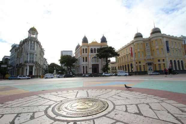 Recife, assim como as outras capitais brasileiras, figura na categoria A. Foto: Paulo Paiva/DP/DA Press