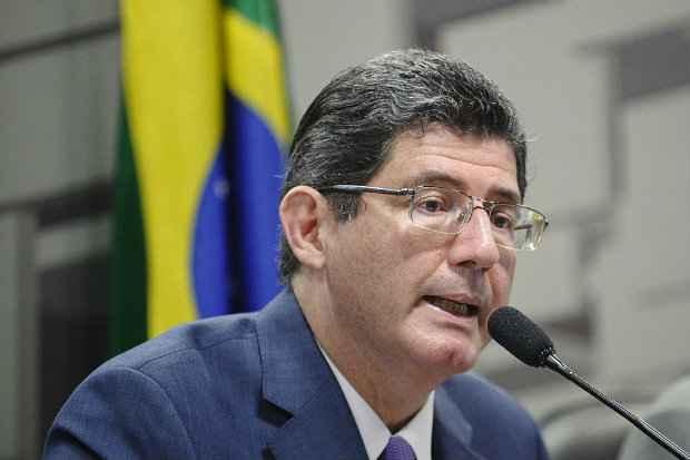 Ministro da Fazenda Joaquim Levy se mostrou preocupado com a exposição do rombo. (Foto: Edilson Rodrigues/Agência Senado)