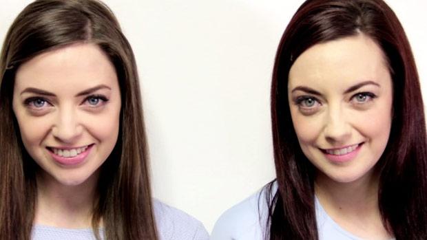 Niamh e Karen. Foto: Twin Strangers/Reprodução