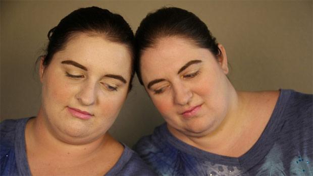 Ambra e Jennifer. Foto: Twin Strangers/Reprodução