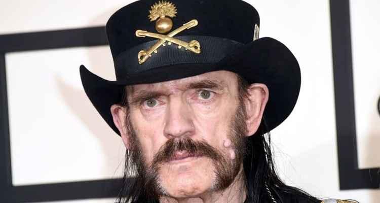 Lemmy fez fama como líder da banda de rock Motorhead. Foto: Divulgação