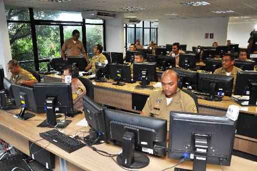 Central agora está funcionando no bairro de São José. Foto: SDS/Divulgação