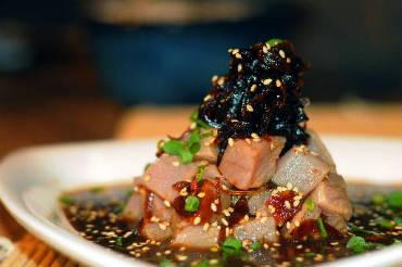 Ceviche Nikkey é uma das entradas do menu. Foto: Joao Velozo Esp. para o DP/D.A Press