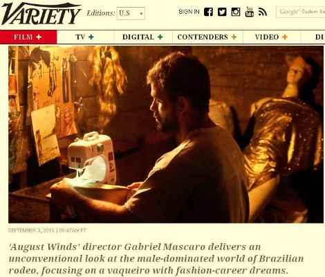 Imagem: Reprodução do site da Variety