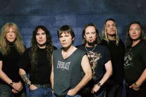 A passagem do Iron Maiden pelo Brasil em 2016 marcará a 11ª visita do grupo ao país e a divulgação do novo disco de estúdio da banda. Foto: Roadie.com/Reprodução