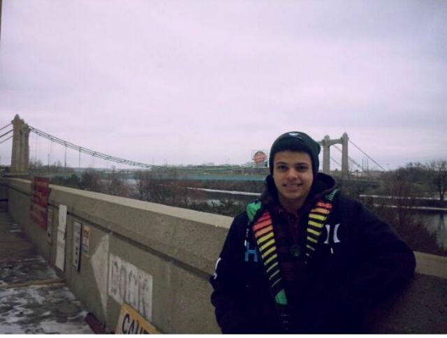 Estudante já passou um período no exterior, nos Estados Unidos, pelo programa Ganhe o Mundo. (Foto: arquivo pessoal)