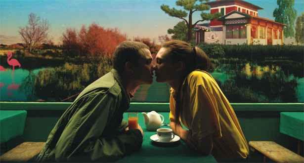 Exibido no Festival de Cannes, Love foi o filme mais polêmico da edição. Foto: Divulgação