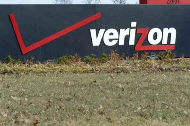 Verizon anunciou que pretende começar em 2016 testes de telefonia móvel ultrarrápidas, consideradas de quinta geração (5G). Foto: Paul J. Richards/AFP/Arquivos
