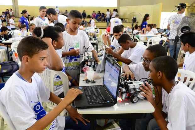 Equipes da rede municipal começaram preparação para o desafio em agosto. Foto: Inaldo Lins/PCR