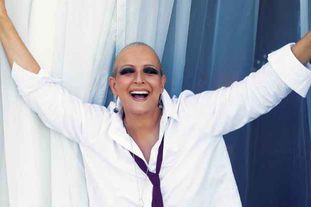 Betty Lago perdeu batalha contra o câncer na vesícula no último domingo. Foto: Instagram/Reprodução