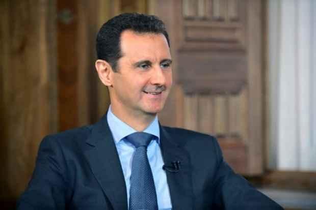 O presidente sírio, Bashar al-Assad, em Damasco, no dia 26 de agosto de 2015. Foto: Ho/Sana/AFP/Arquivos