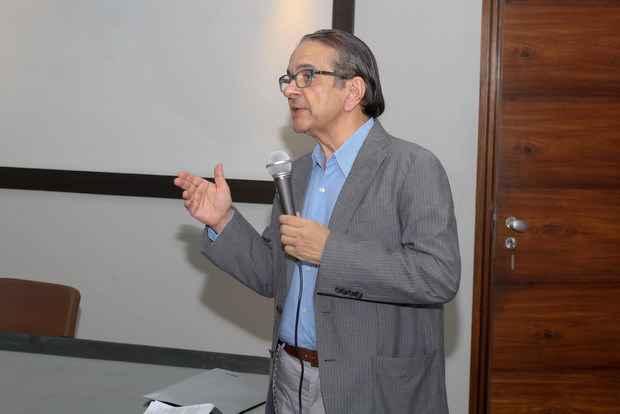 Antônio Lavareda foi escolhido por apresentar o melhor trabalho. Foto: Rodrigo Silva/Esp.DP/D.A. Press