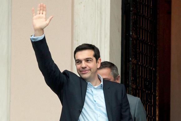 Com 25% dos votos apurados, Syriza tinha 35,33% dos votos, contra 28,17% do principal partido de oposição. Foto: Agência Lusa/Pantelis Saitas/direitos reservados
