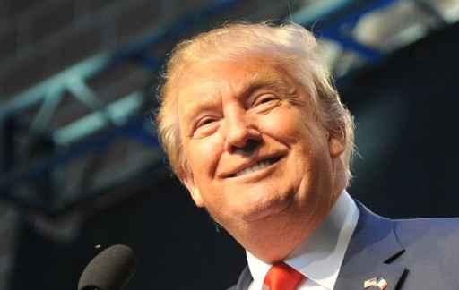 O presidenciável republicano para a Casa Branca, Donald Trump, em Iowa, no dia 19 de setembro de 2015. Foto:  Steve Pope /GETTY IMAGES NORTH AMERICA/AFP/Arquivos