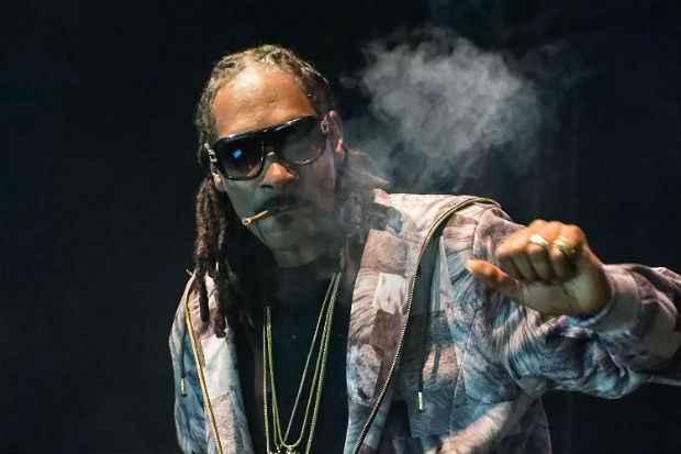 Snoop Dogg reforça time do rap no festival. Foto: Divulgação