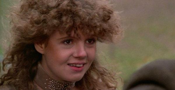 Annie em seu papel no filme Hair
