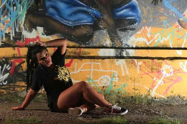 As meninas ganham cada vez mais espaço no universo do breakdance. Foto: Rafael Martins/DP/DA Press