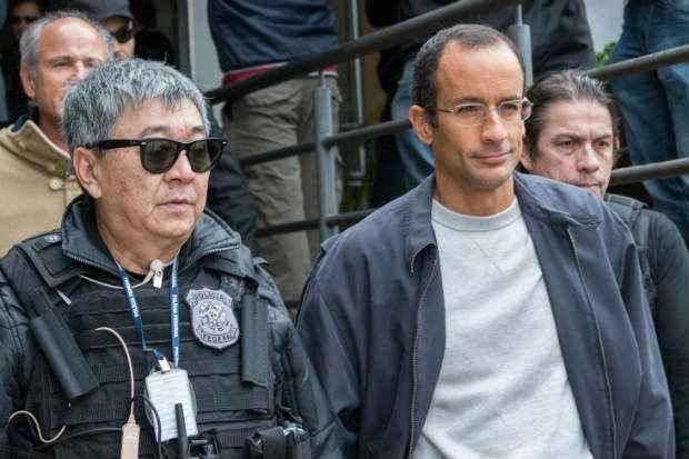 A prisão de Odebrecht foi o maior desafio enfrentado até aqui pela força-tarefa do Ministério Público Federal. Foto:  Cassiano Rosário/Futura Press